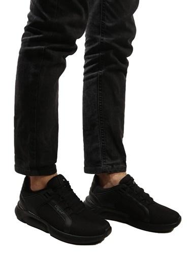 Derigo Siyah Siyah Erkek Spor Ayakkabı 703003 Siyah